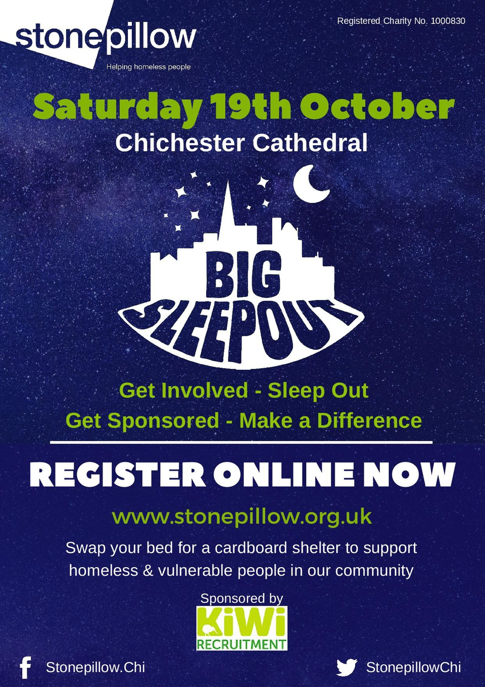 Chichester Big Sleep Out