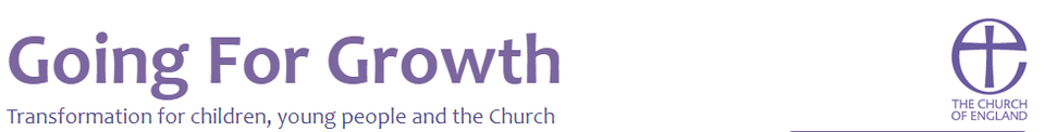 Going for growth logo