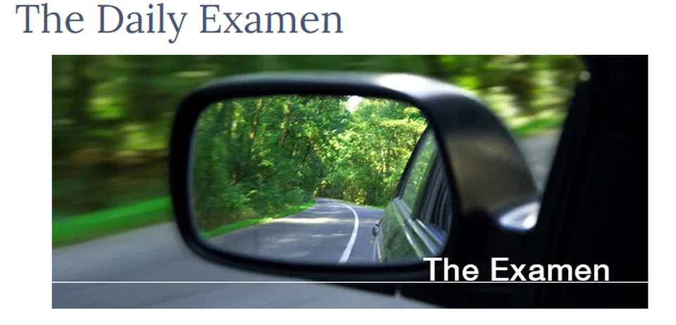The Examen for Families